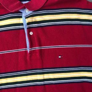 Tommy Hilfiger Shirts - Vintage Tommy Hilfiger 80s Logo Large Shirt